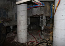 Propping And Shoring In Tight Spaces