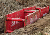 The Special Needs Of Deep Excavation Shoring