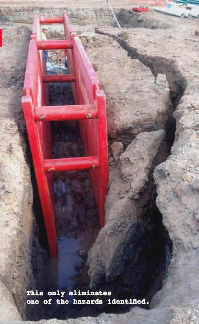 Shore Safety: Trench Collapse