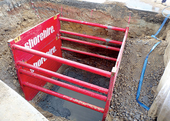 The importance of trench safety